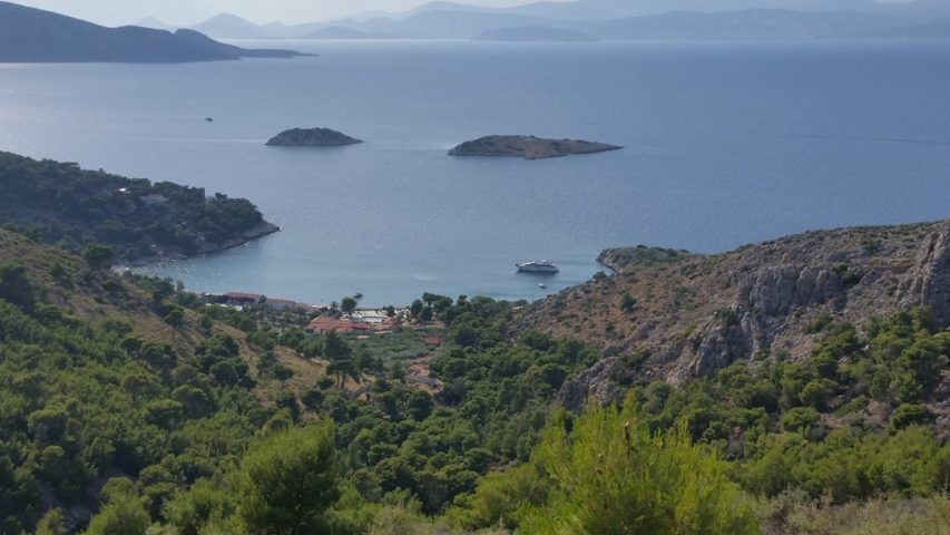 hiking hydra